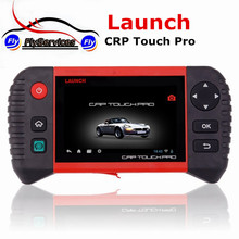 "Original Launch CRP Touch Pro 5"" Android Full Diagnostic System EPB/DPF/TPMS/Oil Light/Battery Management Registration WiFi Scan(China)"