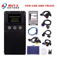 New Arrival Version MUT-3 For Mitsubishi Car and Truck Diagnostic Tool/Mitsubishi MUT-3 MUT3 MUT III scanner Free shipping