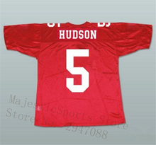 Finn Hudson 5 William Mckinley High School Football Jersey Stitched American Football Jersey M-3XL Free Shipping(China)