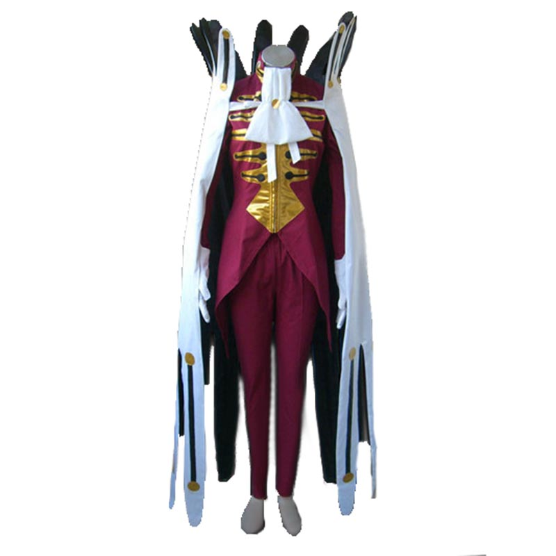 Geass Anime Cornelia Li Britannia Adult Halloween Cosplay Costume Tailor-made/Customize for adults and kids