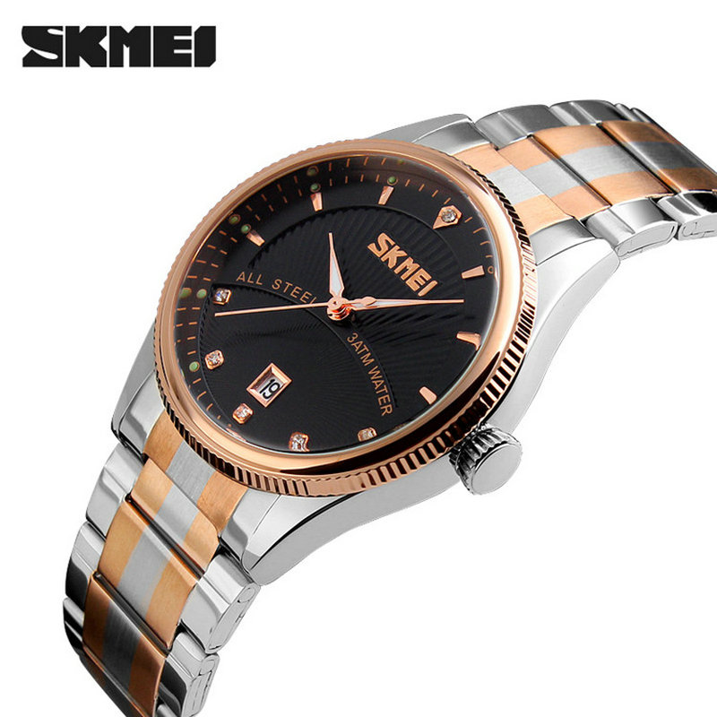 2017 new time watch skmei original japan movement watch<br><br>Aliexpress