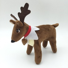 2017 New The ELf ON THE Shelf Reindeer Toy Christmas Toys Tradition Gifts Kids Plush Toy Couture Collection