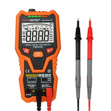 PM8248S Smart Fully AutoRange Professional Digital Multimeter Voltmeter with NCV Frequency Bargraph Temperature Transistor test(China)