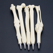 Creative Ball Point Pen Bone Shape Nurse Doctor Student Teacher Stationery Gift 6VB3(China)