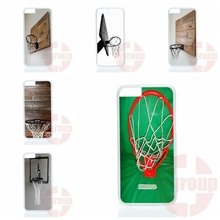 Hipster Case Skin Accessories For Nokia Lumia 540 550 630 640 830 950 X2 XL For Xiaomi Max Redmi Note 4 basketball rim red