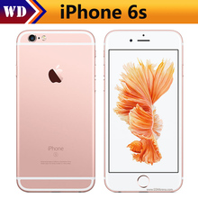 Original Unlocked Apple iPhone 6S Mobile Phone IOS  Dual Core 4.7'' 12.0MP Camera 2GB RAM 16/64/128GB ROM 4G LTE Smartphone
