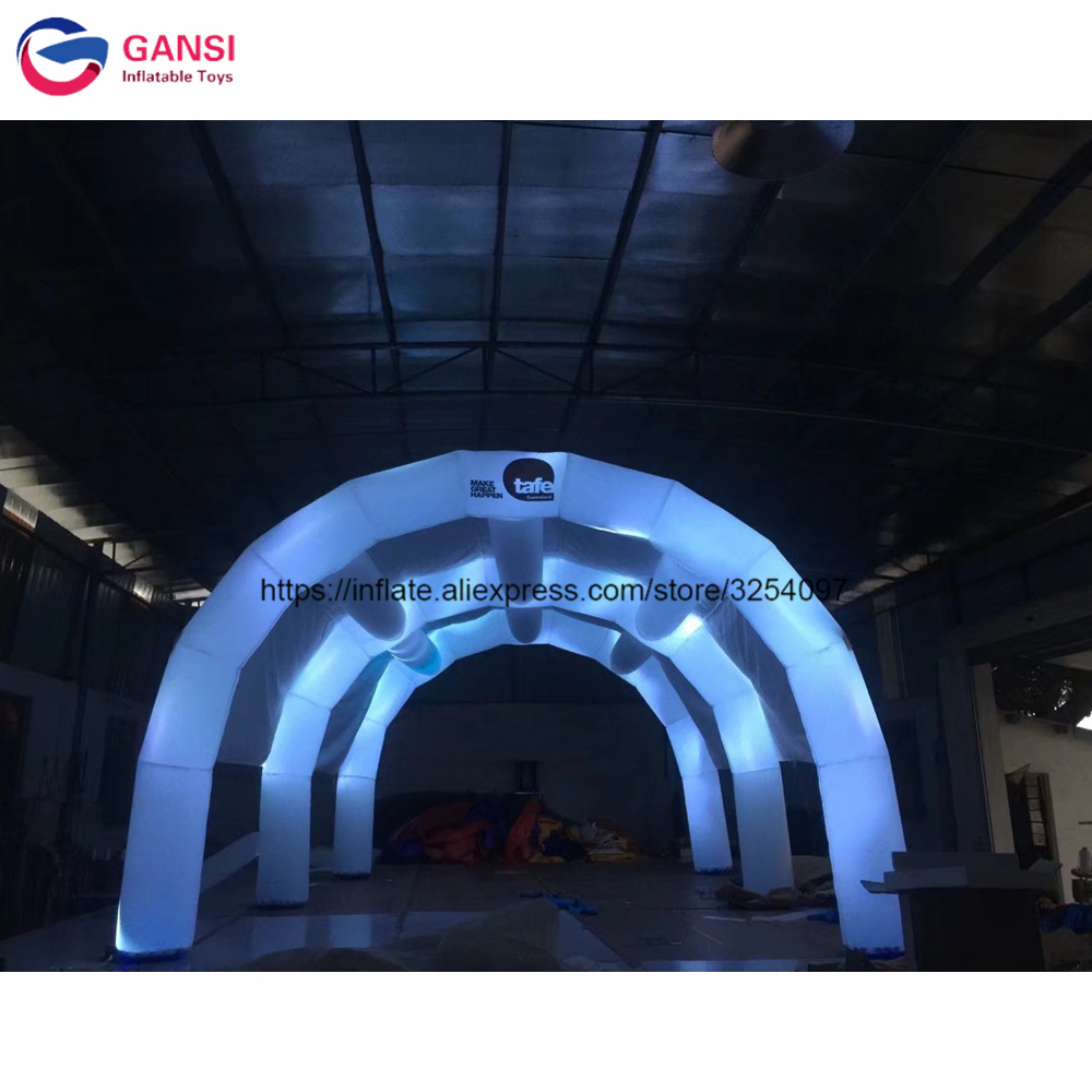inflatable led tent27