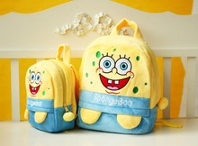 spongebob bags, spongebob plush backpack, spongebob backpack, spongebob shoulder bag