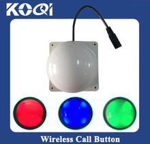 Hospital Wireless nurse call light system with different color show services K-3L used for clinic nursing house corridor