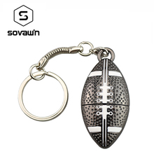 Sovawin Metal Rugby Football Pendrive USB Flash Drive 4g 8g 16g 32g 64g U Disk Memory Stick USB 2.0 Real Capacity High Speed