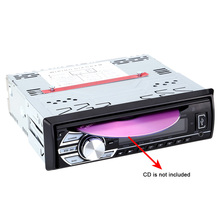 Universal Car DVD CD MP5/MP4/MP3 Player Car Autoradio Video/Mutimedia Player In-Dash Car Stereo Audio radio player with display(China)