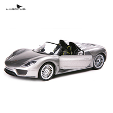High Simulation Exquisite 1:24 Scale Car Toys 918 Die-casts Metal  Car Model Toy Collection Gift For Kids New