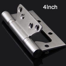 "Top Quality 4"" Stainless Steel Casting Extra-thick Smooth&Quiet Ball Bearing Door Hinges Furniture Hardware K183"