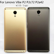 Buy Lenovo Vibe P2 P2c72 P2a42 Battery Door Housing Back Cover Lenovo P2 Battery Cover Rear Housing Case Replacement Parts for $10.00 in AliExpress store