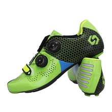 Buy men sidebike ultralight carbon shoes cycling road bike shoes carbon sole bicycle sneakers breathable wear-resisting red 37-45 for $173.87 in AliExpress store