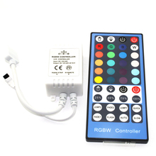 12-24V 40Key RGBW IR Controller For LED RGBW Strip 5050 Remote Home Science