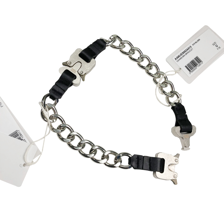 19ss ALYX Metal Chain necklace Bracelet belts Men Women Hip Hop Outdoor ALYX Street Accessories Festival Gifts