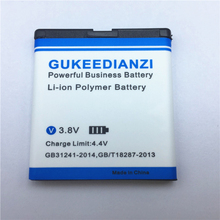 BL-5K 1300mAh 100% New Mobile Phone Battery For Nokia N85 N86 N87 8MP 701 X7 X7 00 C7 C7 00 Replacement Li-ion Batteries