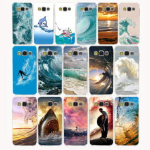 2915G fashion seas and oceans Design Hard Case for Samsung Galaxy A3 A5 A7 Note 3 4 5 J3 J5 J7 & Grand 2 &J5 Prime 2015 2016