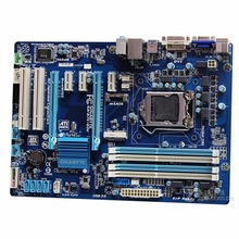 Free shipping motherboard for Gigabyte GA-B75-D3V boards LGA 1155 4xDDR3  32GB B75 Desktop motherboard support I3 I5 I7 22nm