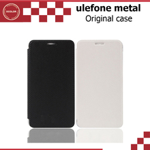 UleFone Metal Flip UP Leather Case With Hard Case Mobilephone Skin Cover Replacement For UleFone Metal Free Shipping