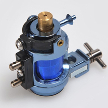 Tattoo Rotary Machine Low-Pitched Quiet Lightweight Blue High Quality Rotary Motor Tattoo Machine Liner Shader(China)