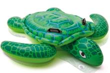 150cm x 127cm big size turtle mounts inflatable animal mount water play water toys children toys inflated living room sofa