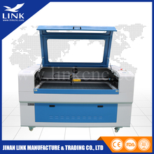 100w reci laser tube cnc laser cutting machine with ruida 6442s controller , laser cutter for wood acrylic(China)