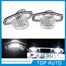 LED License Plate Light OEM Replacement Kit for Honda CRV Fit Jazz Crosstour Odyssey(China)