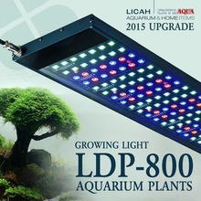 LICAH AQUARIUM PLANT LED LIGHT LDP-800 Free Shpping(China)