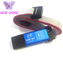 Free Shipping New 1pc USB ISP Programmer For ATMEL AVR ATMega ATTiny 51 Development Board