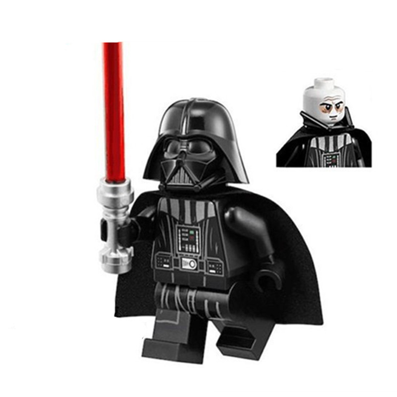 50pcs/set Marvel Movie Series Darth Vader Building Blocks Figures Set Compatible with Legoing Starwars<br>