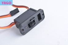 1pcs Small switch for JR rc helicopter aircraft servo switching power supply
