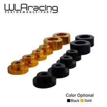 WLRING STORE- Solid Differential Mount Bushings For Nissan S14 S15 Drift Race JDM WLR-DMB01(China)