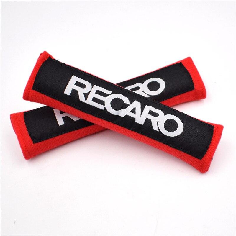 Cintur/ón de Seguridad de carbono Pads con M Power Emblema bordado