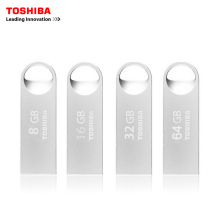 TOSHIBA USB flash drive 32GB 16GB 8GB USB2.0 TransMemory-Mini USB 2.0 USB flash drive quality Memory Stick Pen Drive