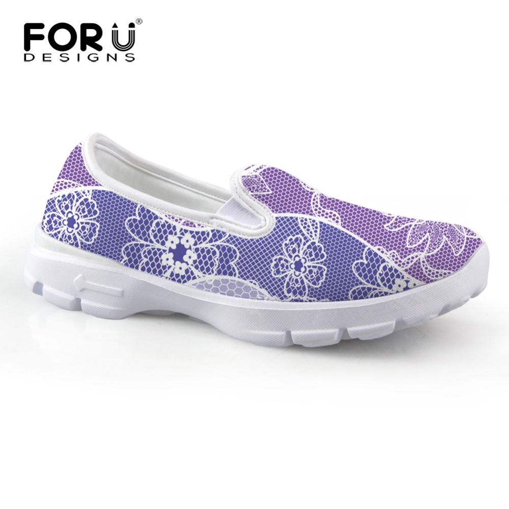 2016 New Arrival Women Flats Comfortable Mother Loafer Multi-Colors Lace Pattern Shoes for Women Round Toe Female Girls Flats<br><br>Aliexpress