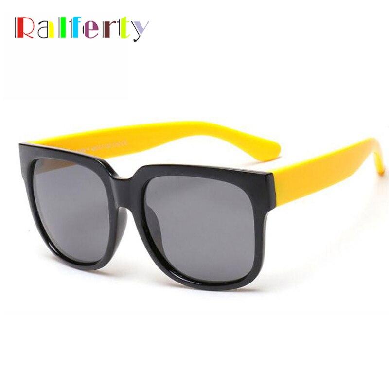 Jungen Sonnenbrille Jungen Gläser Gysnal Mode Runde Kinder Sonnenbrille Kinder Sonnenbrille Anti-uv Baby Vintage Brillen Mädchen Kühlen Uv400 Oculos Infantil De Sol