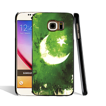 05916 pakistan flag by isohail cell phone case cover for Samsung Galaxy S7 edge PLUS S6 S5 S4 S3 MINI