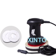 "7"" 12V Auto disc polisher, car polishing machine, disc sander, floor waxing machine(China)"