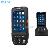 Buy Rugged Android Biometric handheld terminal WIFI Bluetooth QR code reader USB 2d barcode scanner long range uhf RFID reader for $366.60 in AliExpress store