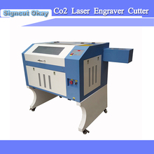 CO2 Laser Engraving Machine rubber stamp machine price for stamp acrylic mini CNC cutting machine 2017 New type