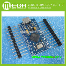 New Pro Micro  ATmega32U4 5V/16MHz Module with 2 row pin header For Leonardo in stock . best quality