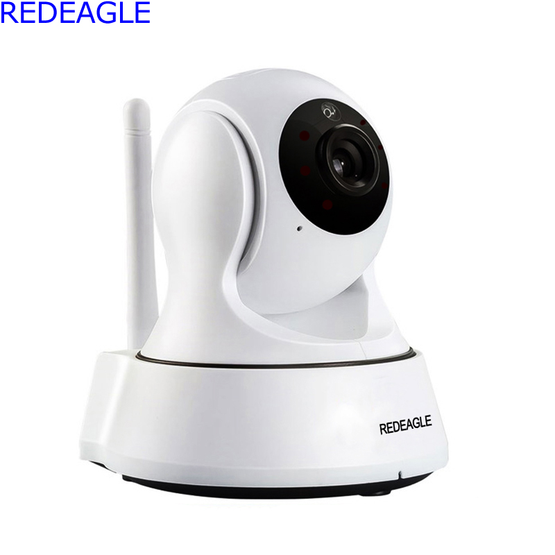 REDEAGLE HD 720P Wireless Wifi IP Camera Home Security Surveillance P/T Night Vision 1MP P2P Wi-fi CCTV Indoor Dome Mini Cameras<br>