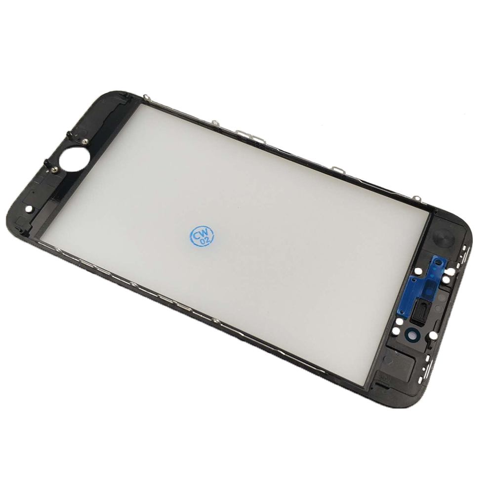Original glass with frame for iphone (2)