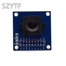 New OV7670 VGA Camera Module Lens CMOS 640X480 SCCB w I2C Interface Auto Exposure Control Display Active