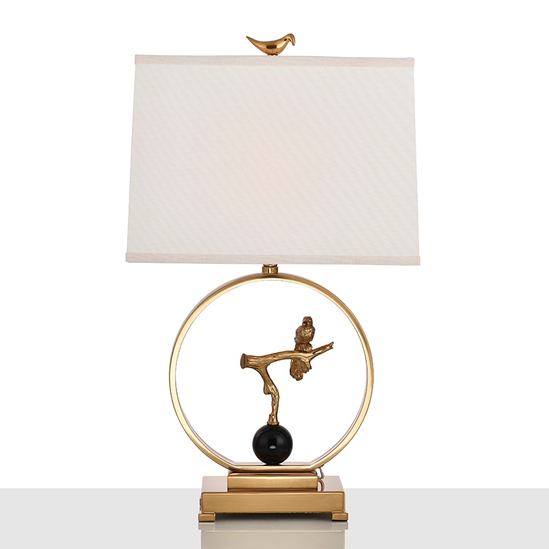 Birds Decoration Table Lamp 1