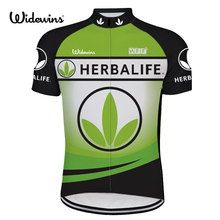 HERBALIFE Cycling Jersey Breathable Racing Bicycle Sport Clothing Bike Jerseys Cycling Sportwear ciclismo HERBALIFE 8012