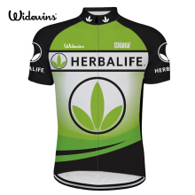 HERBALIFE Cycling Jersey Breathable Racing Bicycle Sport Clothing Bike Jerseys Cycling Sportwear ciclismo HERBALIFE 8012(China)
