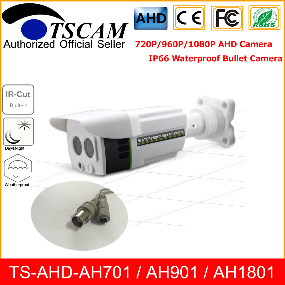 2016 new AH701 Analog High Definition Surveillance Camera 1.0MP/1.3MP 720P/960P AHD CCTV Camera Security Outdoor Free shipping<br>
